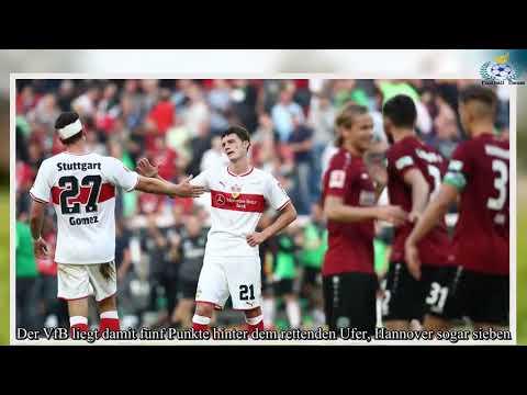 Bundesliga: VfB Stuttgart - Hannover 96 LIVE Im TV, Stream, Ticker