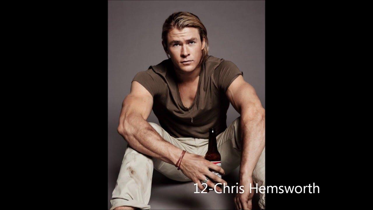 Top 100 Hottest Men in the World 2013 | herinterest.com/