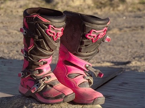 Fox Racing Womens Comp 5 MX Boot | DR Tested