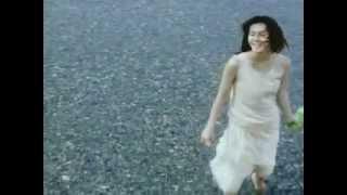 [CM] 中谷美紀 伊藤園 お~いお茶22 「川をわたる風」篇 2003 TvCm2013.