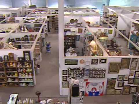 Exit 76 Antique Mall Commercial 1