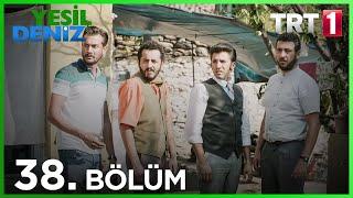 """38. Bölüm """"Bombastik Üsenin Yüssüü\ / Yeşil Deniz (1080p)"""