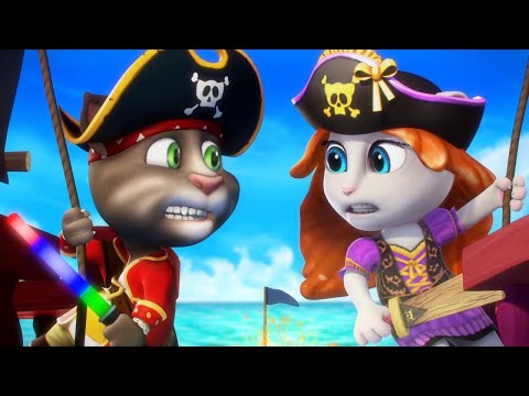 Thumbnail: Talking Tom Shorts 22 - Power Pirates