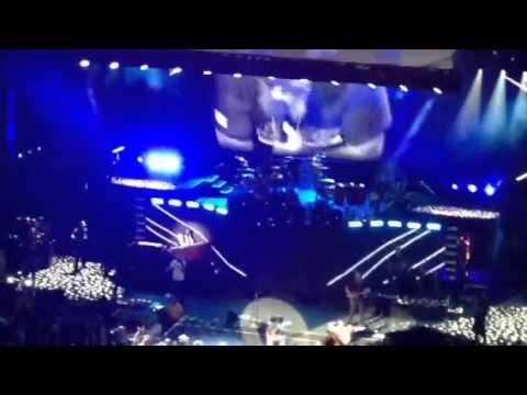 Zac Brown Band Colder Weather - Saratoga 9/6/15