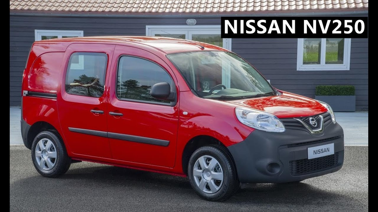 2020 Nissan Nv250 Van Youtube