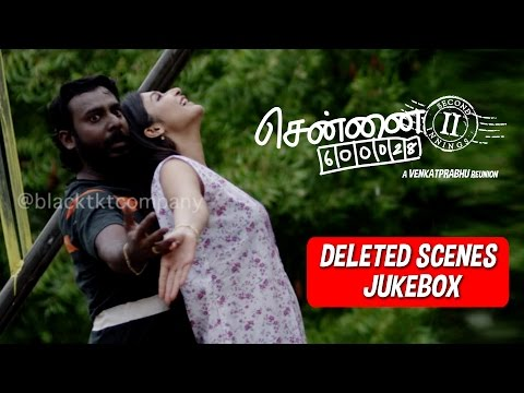 Chennai 28 II Innings | Deleted Scenes - Back to Back | Venk