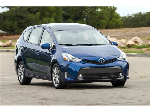 Toyota Prius V 2016 Car Review