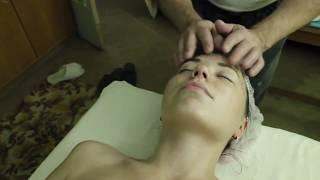 Хиромассаж лица - что это такое? Техника на видео.