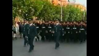 Часть 3 - Первый показательный марш по Красноярску.