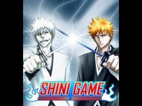 Shini Game(Блич RPG) начинаем свой путь в мире блич))!!