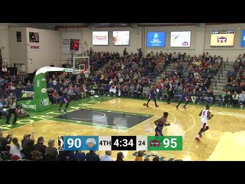 Guerschon Yabusele (25 points) Highlights vs. Westchester Knicks