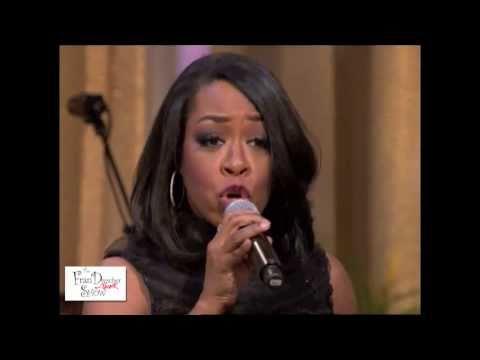 TICHINA ARNOLD Sings On THE FRAN DRESCHER TAWKSHOW