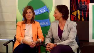 Dr Kerryn Phelps and Jackie Stricker Phelps talks about work-life balance.