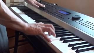 Hammond B3 Solo on Kurzweil Artis