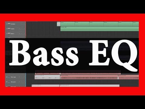 Bass EQ | Theo Nt | theont.com