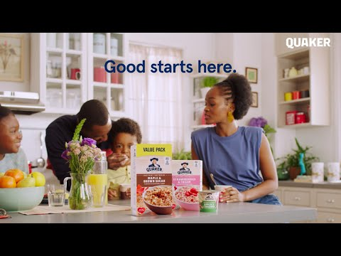 There's Something For Everyone   Quaker® Oats