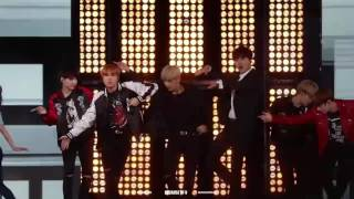 "Gambar cover BTS DANCE ""SORRY SORRY"" @DMC FESTIVAL 161008"