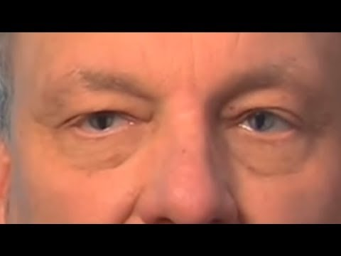 American Politician With Reptilian Eyes (MUST SEE!!!)