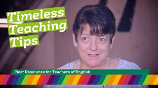 60 Tips: Best resources for teachers of English