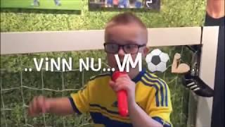 Max hejar Sverige i VM kvalet ikväll