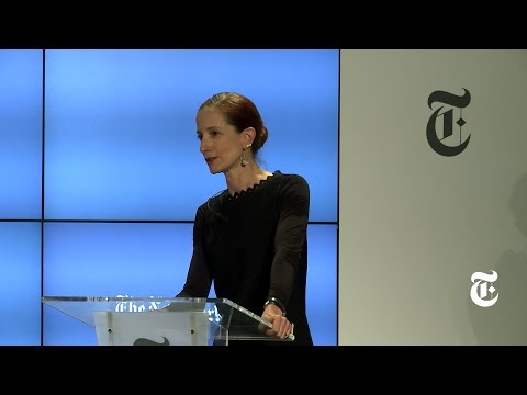 New York Times | International Luxury Conference | 2016 | Day 1 | Welcome Remarks
