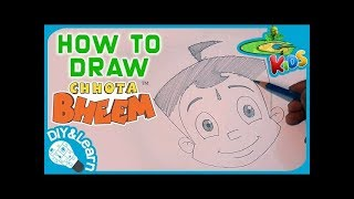 Learn How to Draw Chhota Bheem