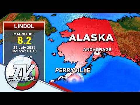 Alaska niyanig ng