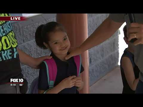 Back to school: Papago School