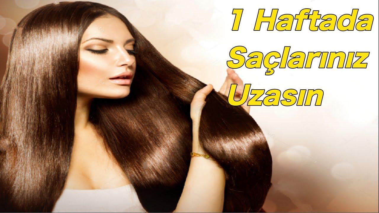 Doğal Saç Uzatma Yöntemleri Ve Hızlı Saç Uzatmanın Yolları