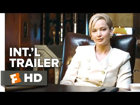 Joy Official International Trailer #1 (2015) - Jennifer Lawrence, Bradley Cooper Drama HD