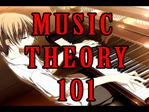 Music Theory 101: Part 1 of 2 - Identifying Notes and Scales