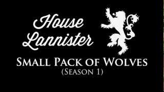 Game of Thrones: House/Character Soundtrack Themes (check desc. for NEW ver.)