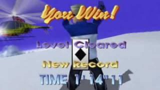 1080 Snowboarding (N64) - Expert Match Race [2/2]
