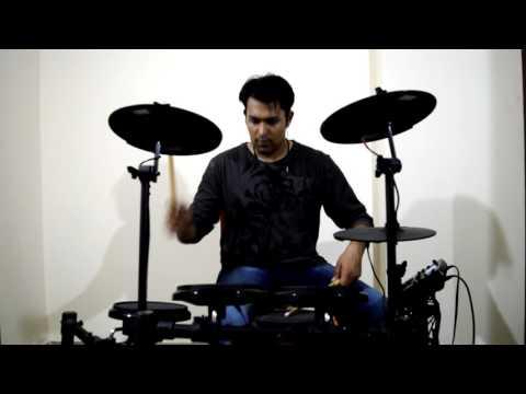 BOLO HAR HAR HAR    SHIVAAY Title Song   Ajay Devgn   Mithoon Badshah   DRUM COVER!!!