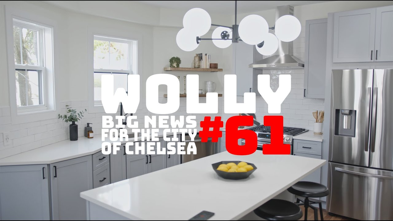 WOLLASTON WEDNESDAY #61: Big News for the City of Chelsea