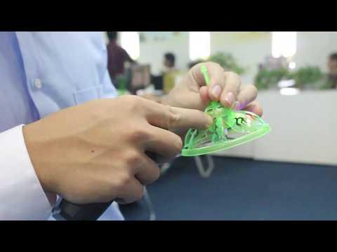 Đồ chơi sáng tạo đĩa bay UFO - cucre.vn