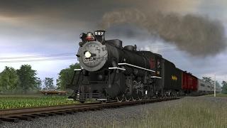 K&L Trainz NKP H6o Mikado Promo (Official)