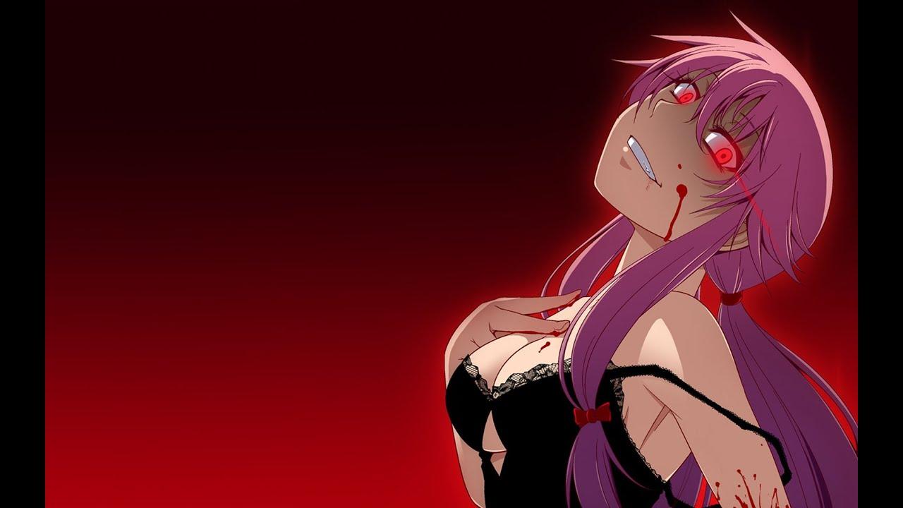 My Top 10 Favorite Mirai Nikki Characters