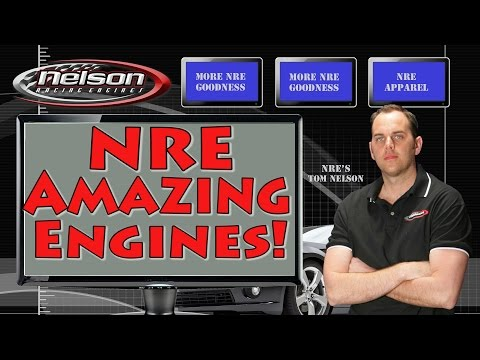 Amazing New Nelson Racing Engines Video.  Look at more than 35 recent innovative engines.