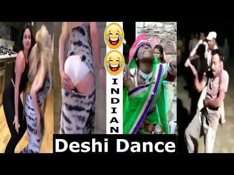 Indian Deshi Dance Roast Funny Dance Hello Baby Roaster Youtube