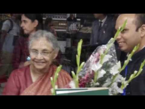 Author Signing Event with Late Mrs. Sheila Dikshit (Book Launch - Citizen Delhi My Times, My Life)