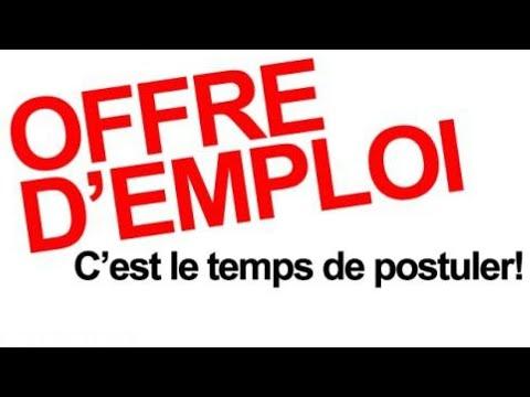 Les 16 Offres D'emploi Du 11 Avril 2019 Au Sénégal