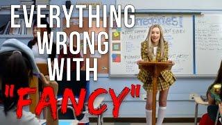 """Everything Wrong With Iggy Azalea - """"Fancy"""""""