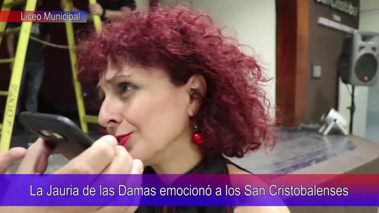 Cuatro gárgolas de la distopía se apoderaron de San Cristóbal - El Departamental