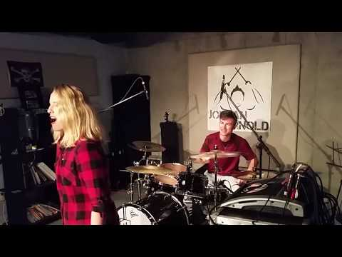"Jordan Arnold Drum Cover ft. Ellora Emerson - Five Finger Death Punch ""House Of The Rising Sun"""