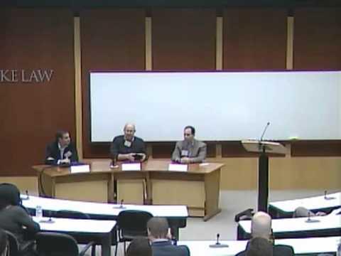 Innovation and Entrepreneurship at Duke: Perspectives from the Law and Entrepreneurship Program