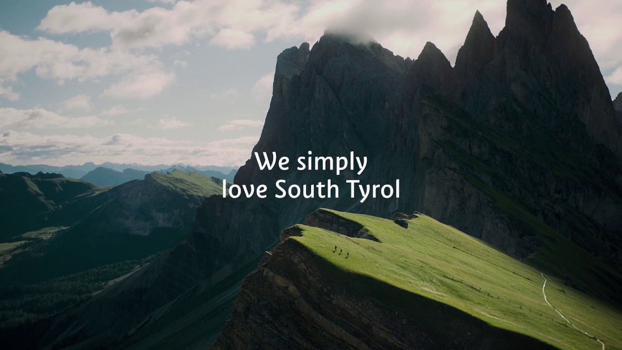 We want to share our love for South Tyrol with all of you...