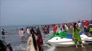 Cox's Bazar Sea Beach-Safe sea Bathing