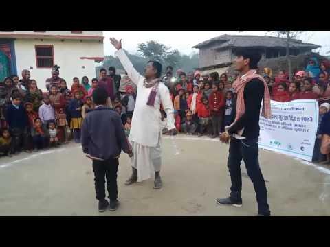 pac-nepal-janakpur-sadak-natak(odf-camping-and-disaster-risk-reduction-(drr)-part=1