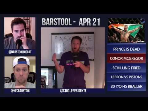 Barstool Rundown // April 21st 2016